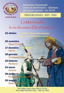 Cenacolo2015-16